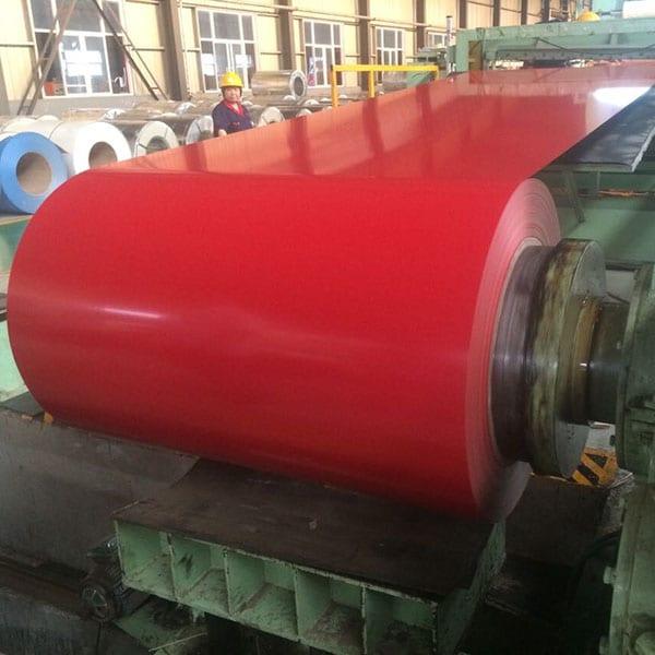 Aluzinc Steel Coil Aluzinc Steel Coil - Prepainted Galvalume Coil(PPGL) – Orient