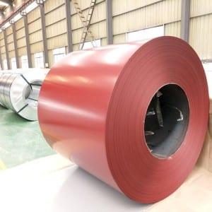 Prepainted Galvanized  Coil(PPGI)