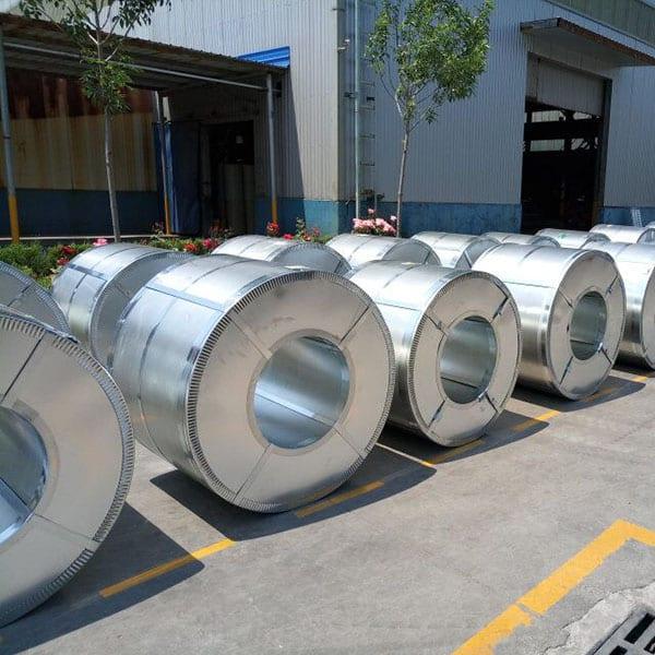 Galvanized Steel Strips Galvanized Steel Strips - Galvalume steel coil – Orient Featured Image