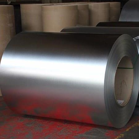 Zinc Coated Steel Plate Zinc Coated Steel Plate - Galvanized Steel coil – Orient