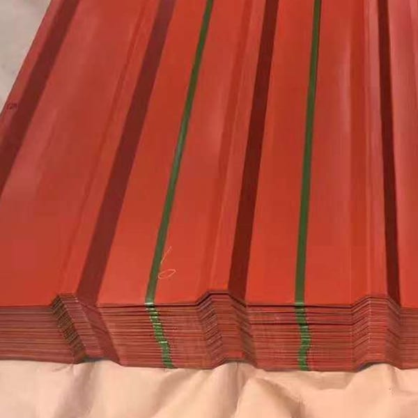 High Pressure Laminated Sheet High Pressure Laminated Sheet - Corrugated roofing sheets – Orient