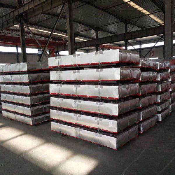 Galvanized Roofing Sheet Galvanized Roofing Sheet - Galvanized Steel Sheet – Orient