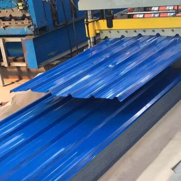Pre Painted Iron Galvanized Coils Pre Painted Iron Galvanized Coils - Corrugated roofing sheets – Orient