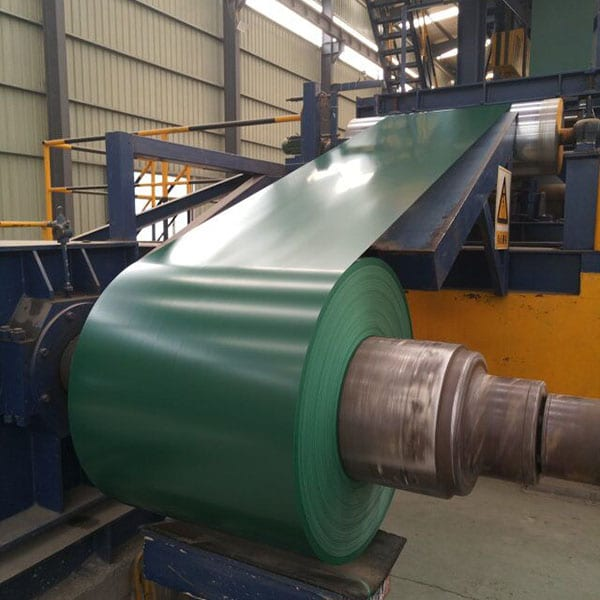 Steel Packing Strips Steel Packing Strips - Prepainted Galvanized  Coil(PPGI) – Orient