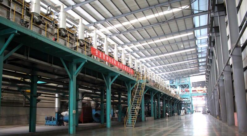 Galvanizing-production-line