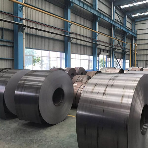 Corrugated Alu-Zinc Steel Corrugated Alu-Zinc Steel - Cold rolled steel sheet in coils – Orient